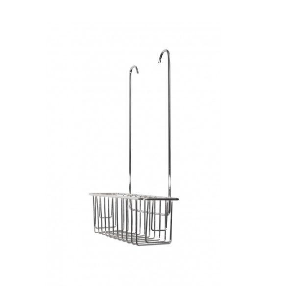Demerx Mixer Shelf Single Krom (Rostfritt stål) 160c/c