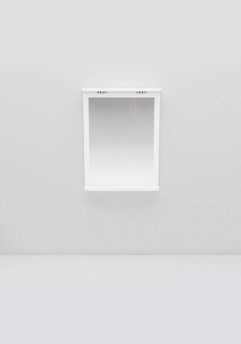 Noro Spegel Fix 550 Vit Matt