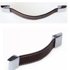 Noro Handtag Trend C-C 160, Brun/Krom