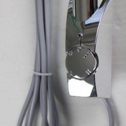 Nordhem Elpatron krom med kabel 7m 300w 230v