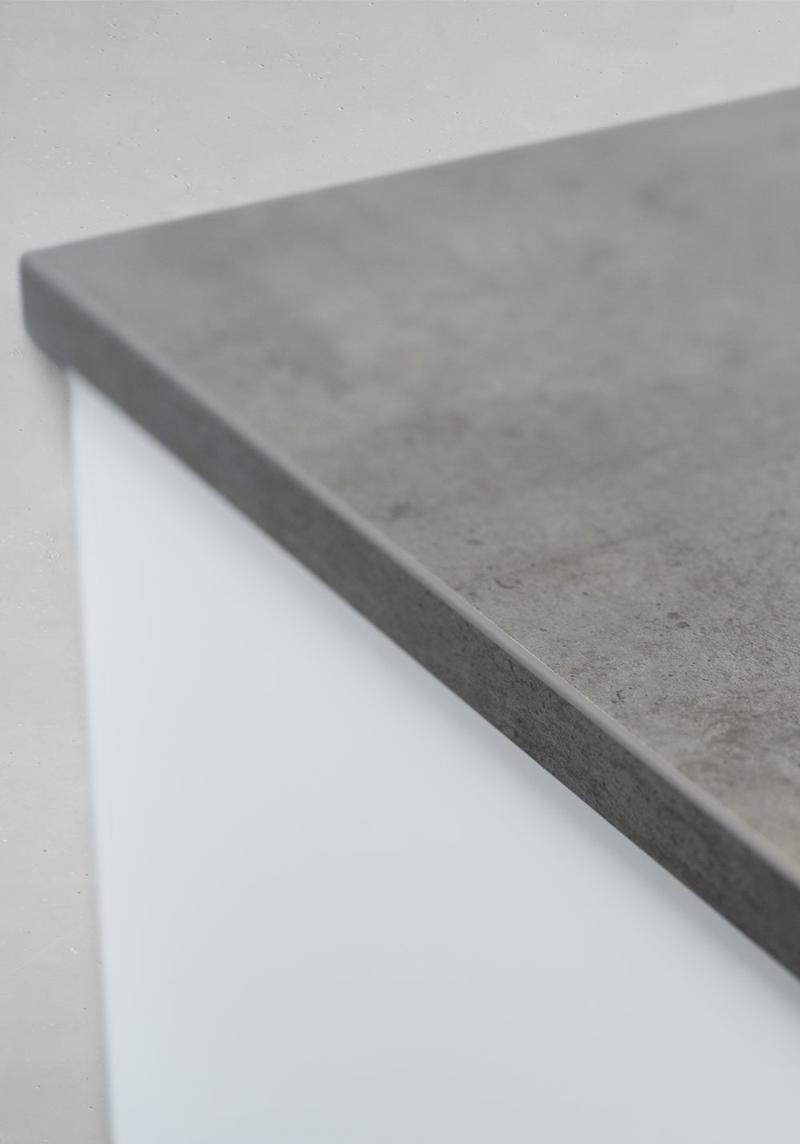 Noro Bänkskiva Cement 1200