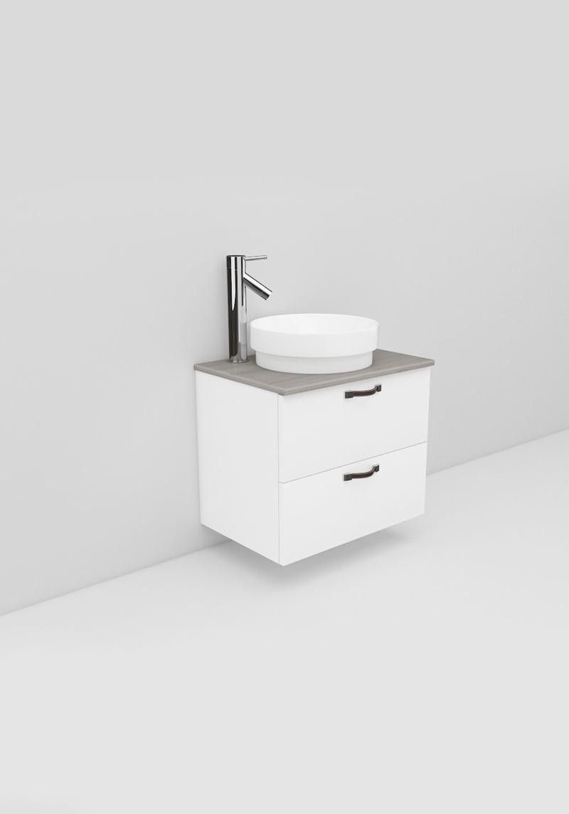 Noro Bänksk, S,Surface 600 Marmor (Flexline)