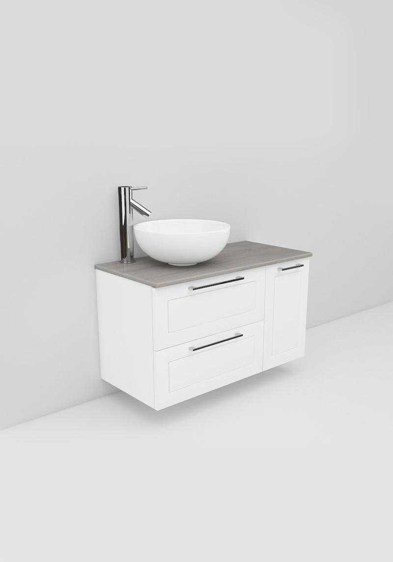 Noro Bänksk, S,Surface 900 Marmor (Flexline)