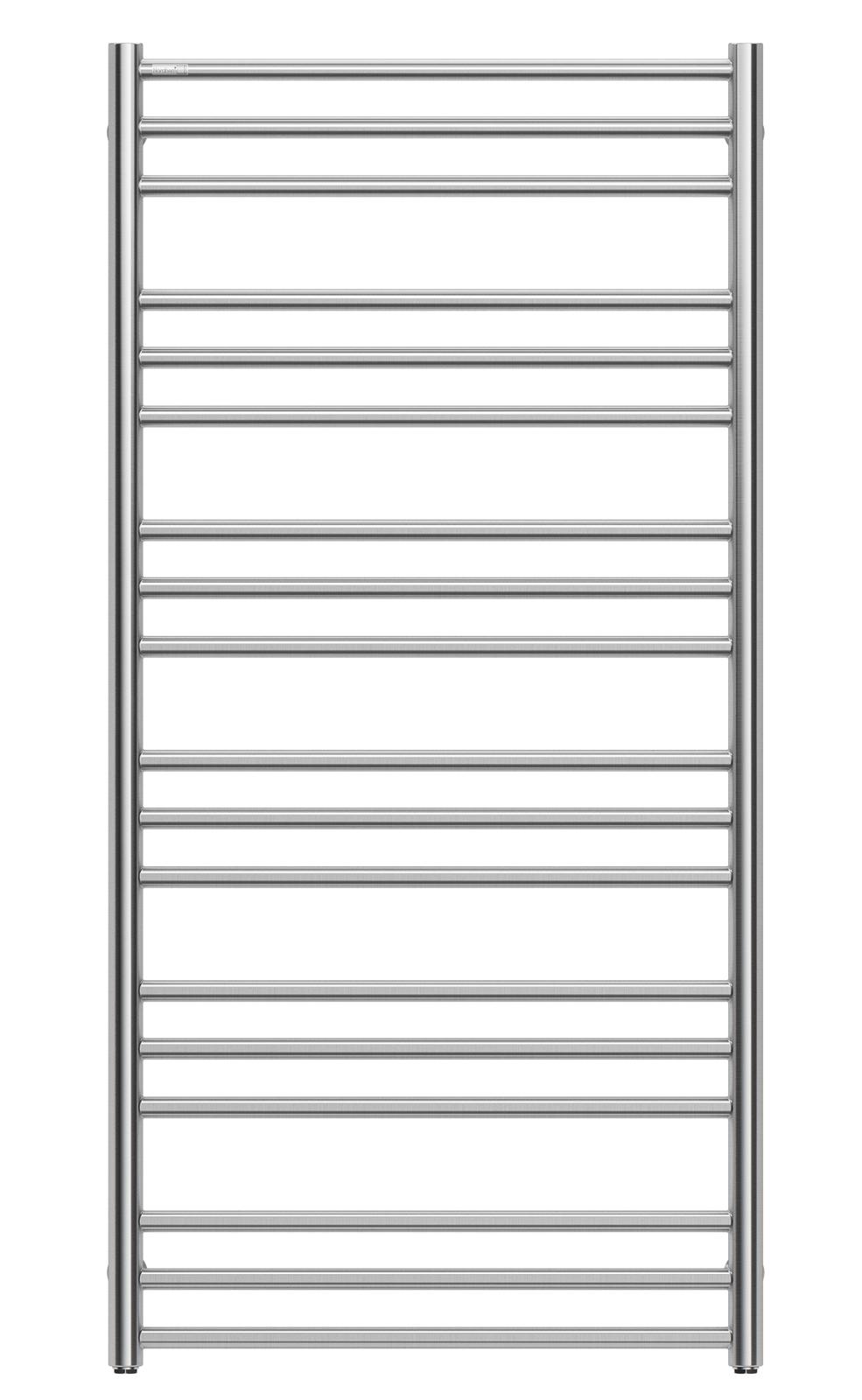 Nordhem handdukstork Solliden el rostfri, *1330x600mm/300w