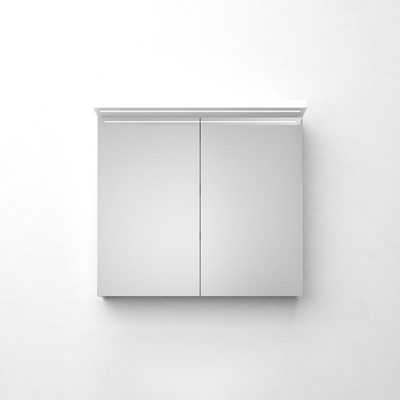 Westerbergs Spegelskåp Samla Vit 800
