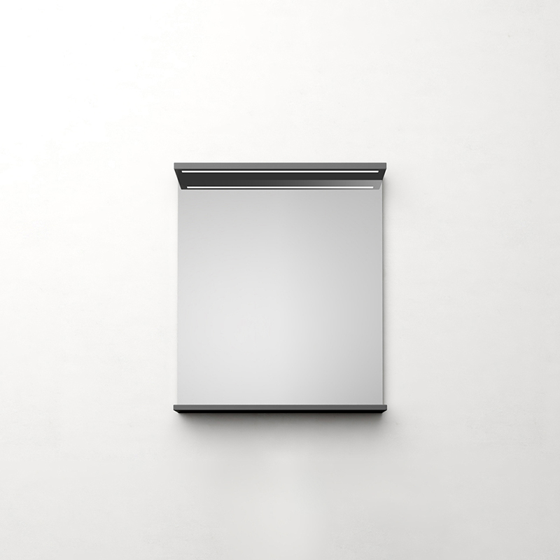 Westerbergs Spegel Samla Antracit 600