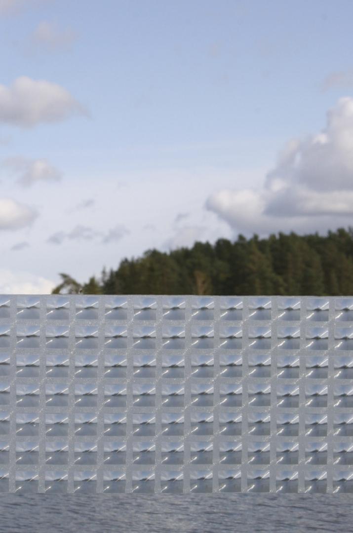 Demerx Dekorfilm 3D Square 50 cm