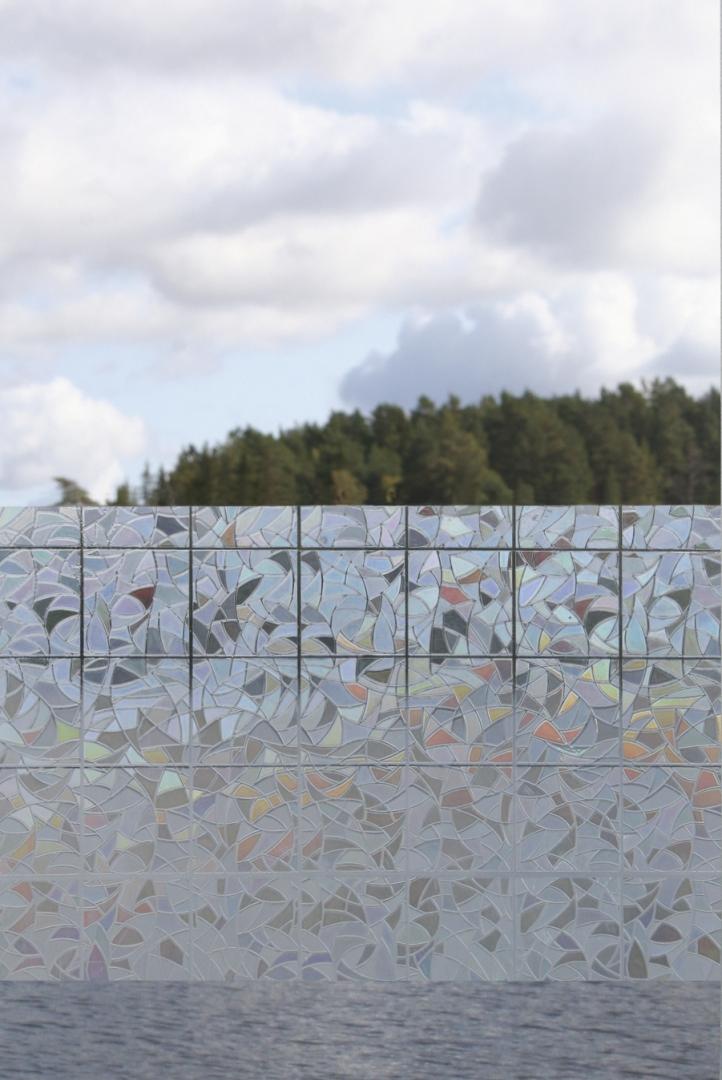 Demerx Dekorfilm Mosaik 100 cm