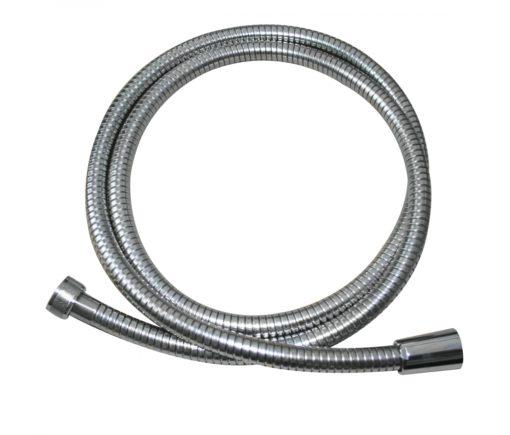Demerx 2,0m, Flexxi Duschslang, rostfritt stål