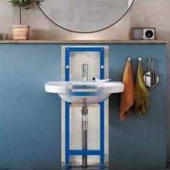 Gustavsberg Fixtur Triomont - för tvättställ