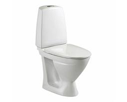 Ifö Sign WC-stol 6862 inbyggt P-lås