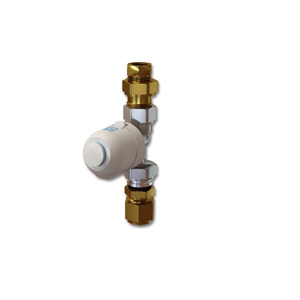 Lk Termostatventilsats Mini G15-12X2,24V No