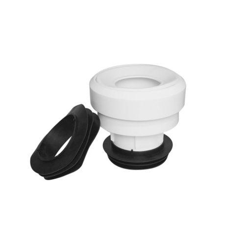WC-anslutning excentrisk 12mm