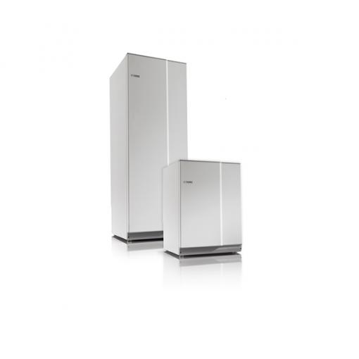 Frontplåt till Nibe Compact-CU 200 Varmvattenberedare