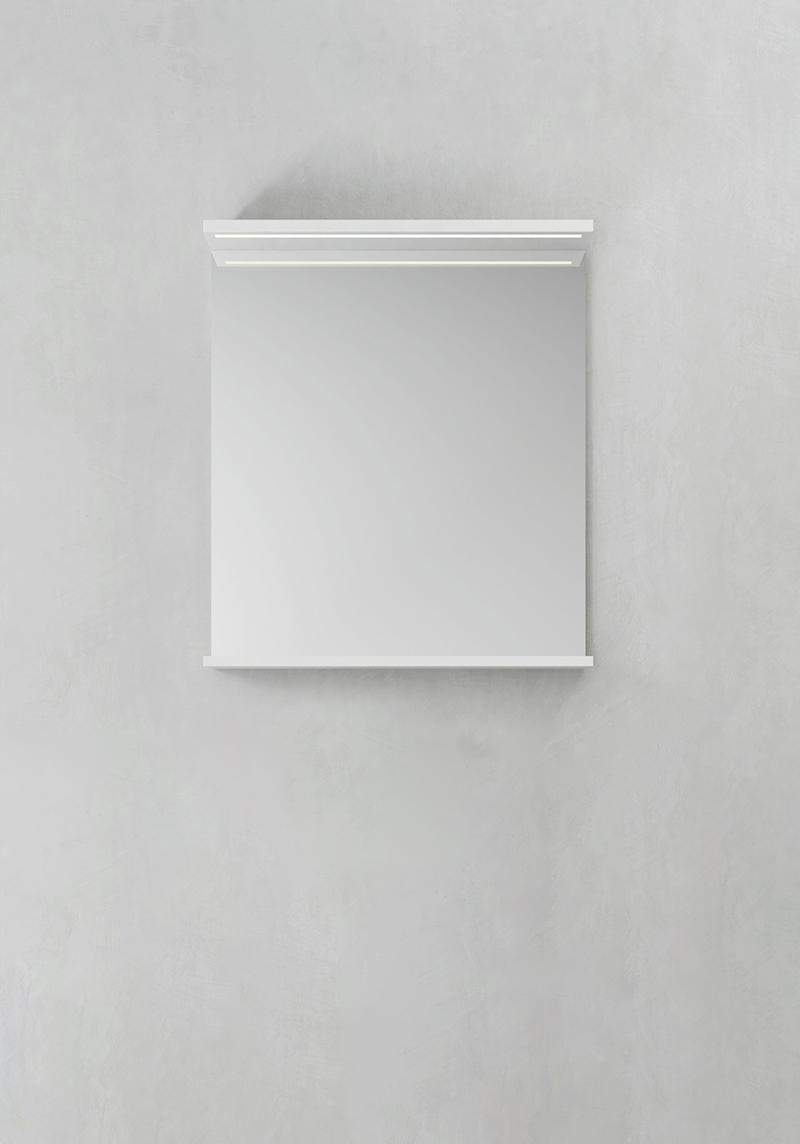 Hafa Spegel Store Ledprofil Vit 600