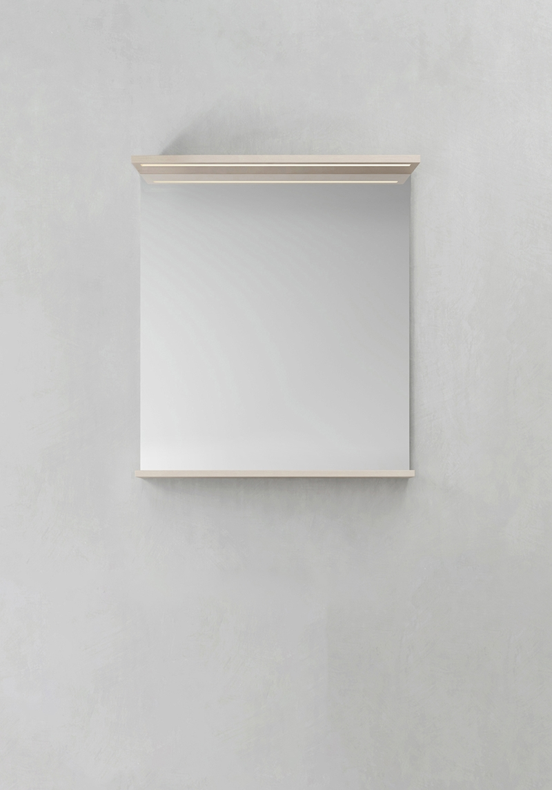 Hafa Spegel Store Ledprofil Askmönster 600