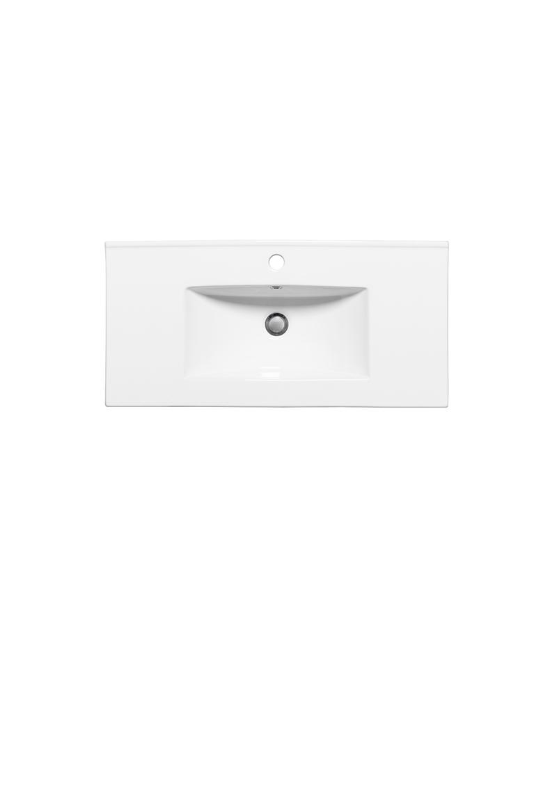 Hafa Tvättställ 800 Rektangulär Ho (Go)