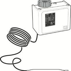 Nibe Värmetermostat 418801 Vt 10