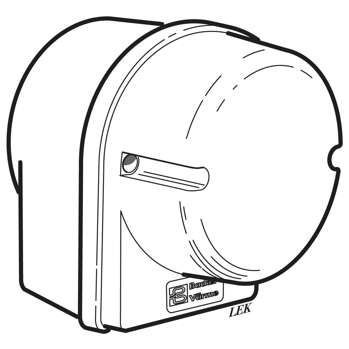 Nibe Kopplingsbox K7T