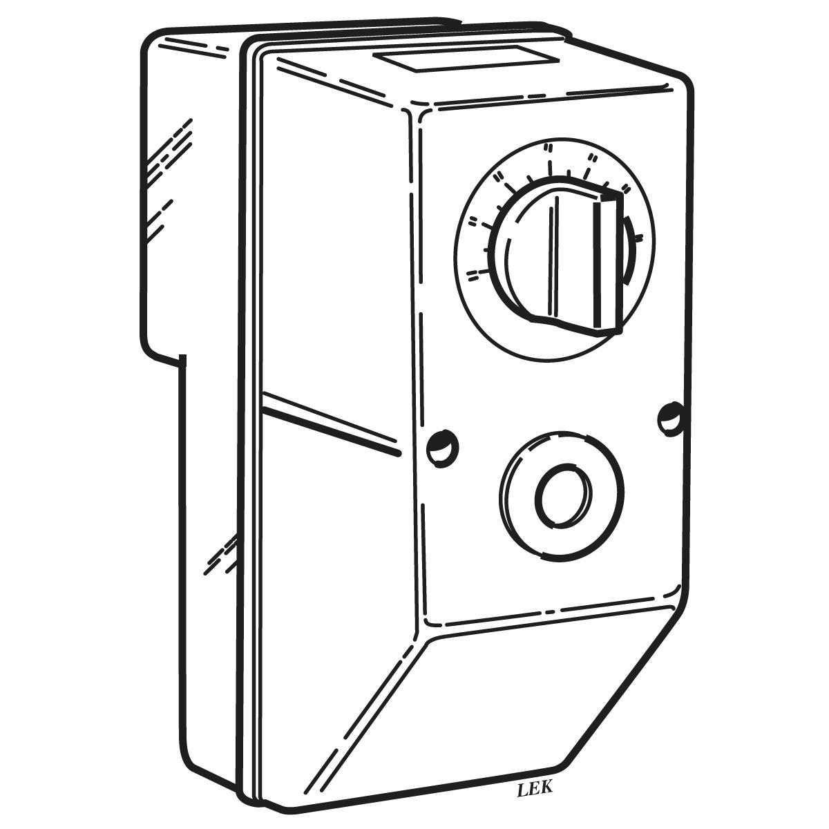 Nibe Kopplingsbox K11
