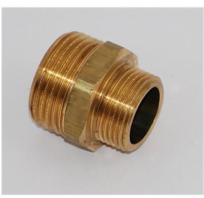 Metall sexkantnippel utv gg. 40x32