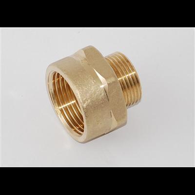 Metall nippel. 10x6