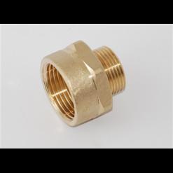 Metall nippel. 15x6