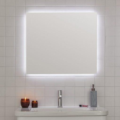 Alterna spegel day led-belysning