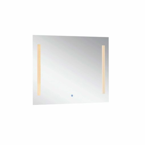 QBad Kalix Badrumsspegel med integrerad LED-belysning