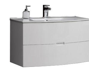 QBad Furuvik Tvättställskommod 80cm