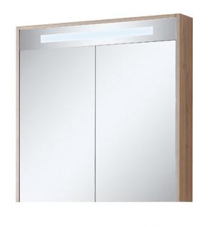 QBad Eksjö Spegel EK 80cm