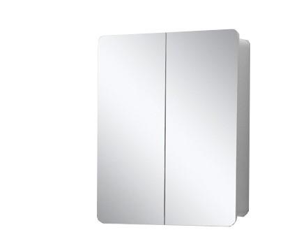 QBad Täby Spegelskåp Vit 60 cm