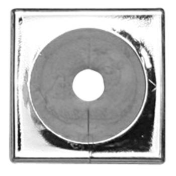 FP51455 Vulkbricka enk 12-22mm krom