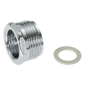 Övergångsnippel med O-ring G1/2 - M26 x 1,5