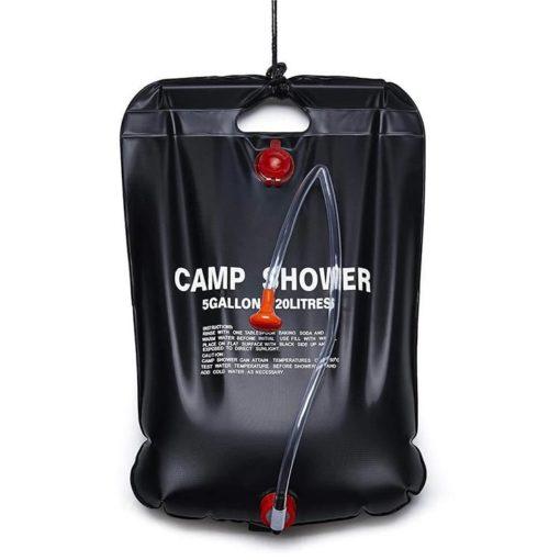campungdusch portabel upphängningsbar 20 liter