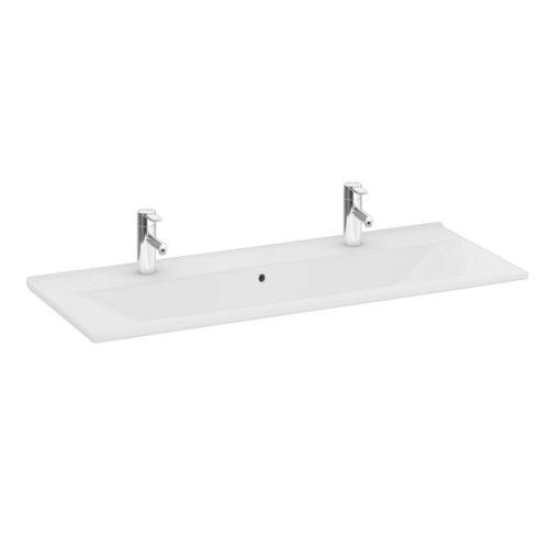 Tvättställ Ifö Sense 15432 Dubbel 120 cm