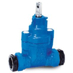 Servisventil med PRK-koppling 40 mm
