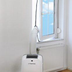 Fönsterkit för Portabel AC AirLock100
