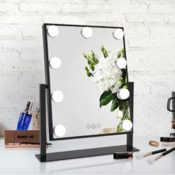 sminkspegel 9 lampor