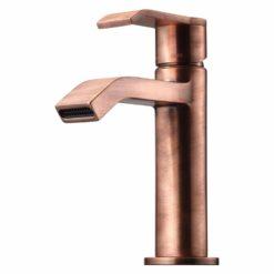 Tvättställsblandare Tapwell VIC071 Koppar
