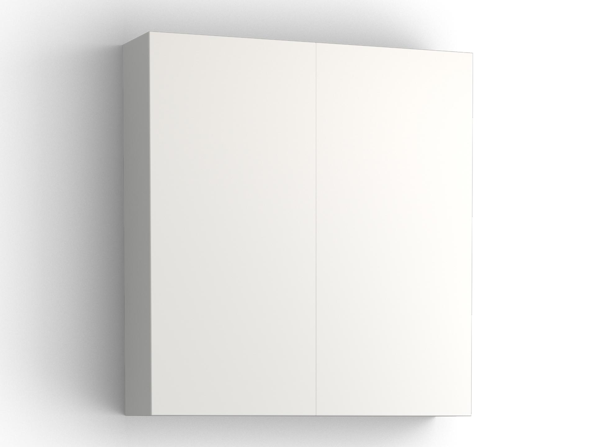 Spegelskåp Vedum Basic 60cm Vit
