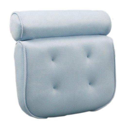 blå kudde
