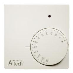 Altech rumstermostat 24V för trådanslutning