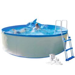 Pool Kreta 90 Ø460 cm Swim & Fun