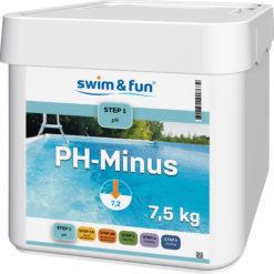 PH Minus 7,5 kg Swim & Fun