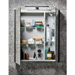 Spegelskåp Ariella X 60 cm Vit