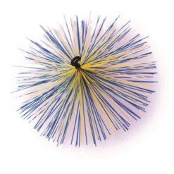Nylonborste Medium 200mm