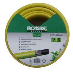 Slang Ironside Gul Kryss 1/2 25M 500227