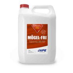 Bekämpningsmedel Mögel-Fri Jape 5 Liter