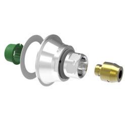 Kopplingsbricka V6 G15 (16x2,0-2,25 mm) Ø54 H=38 mm Vatette